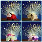 DREAM LITES KIDS TOY CUDDLY ANIMAL CUDDLE PET PILLOW CUSHION WITH NIGHT LIGHTS