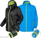 Trespass Qikpac Packaway Waterproof Jacket Mens Ladies Womens Lightweight Coat