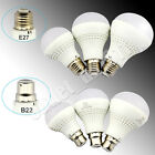 6x 7W/9W/12W E27 COB LED Lamp Globe Bulb White Light Super Bright CE APPROVED