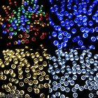 12M 100 LED Solar String Fairy Lights Xmas Decorations Tree Party Garden Outdoor