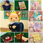 JAPAN EPOCH SYLVANIAN FAMILIES COSTUME DRESS SUIT ACCESSORIES SET FREESHIP