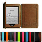 "2012 2013 2014 & 2015 All-New Kindle Paperwhite 6"" Leather Case Cover"