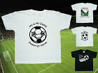 ST MIRREN Football Baby/Kids/Children's T-shirt Top Personalised-Any colour/team