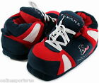Houston Texans Hi Top Boot Slippers  House Shoes