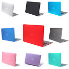 "Rubberized Hard Case Cover For Apple Macbook Pro Air 11"" 13""&15'' Laptop Shell"