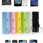POWER BANK PORTABLE 2600mAh EXTRENAL BATTERY CHARGER For iPHONE 5 5S SAMSUNG 5 4