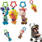 Kids Baby Car Pram Toy Animal Handbell Stroller Bell Developmental Activity Toys
