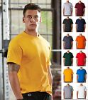 Champion Men's Short Sleeve Tee T-Shirt 425 T425 SIZES S-3XL 12 COLORS-BRAND NEW image