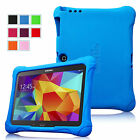 Samsung Galaxy Tab 4 7.0/10.1 inch Tablet Back Foam Case Cover Kids Shock Proof