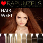 "16"" 20"" 24"" DIY weave/weft 100% human remy hair extensions, half head, full head"