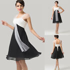 NEW MINI SHORT RETRO COCKTAIL PARTY EVENING BALL GOWN PROM DRESS UK SIZE 6 - 20