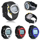 Pulse Heart Rate Monitor Wrist Watch Calorie Counter Running Sports Fitness HRM