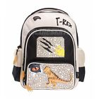 Dinosoles  T-Rex 3D Dinosaur Backpack - Tan