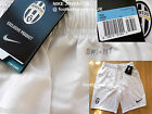 S M L XL NIKE JUVENTUS MATCH SHORTS 2013 football soccer calcio NEW TAGS