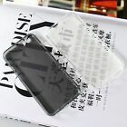"""For 4.7"""" Apple iPhone 6 Frosted Matte Transparent Soft Ultra Thin TPU Case Cover"""