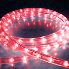 RED LED ROPE LIGHT OUTDOOR CHRISTMAS XMAS LIGHTING GARDENS MULTIFUNCTION MOOD
