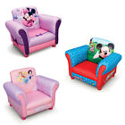"Choose from: ""BRAND NEW"" childrens Fabric chair kids soft Upholstered arm chair"