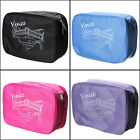 Mens Ladies Wash Bag Toiletry Toiletries Travel Make Up Cosmetic Hanging Folding