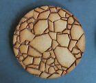 Volcanic Scinic Large Oval Laser Cut MD Base 165mm by 110mm Gorkanaut or Knight