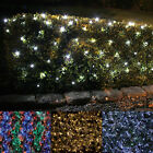 CHRISTMAS LED NET LIGHTS - 360 FAIRY LIGHTS XMAS DECORATION INDOOR / OUTDOOR