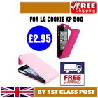 NEW AND EMINENT CASE COVER FOR THE LG COOKIE KP500 MOBILE PHONE FLIP DESIGN