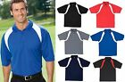 REEBOK MEN'S PLAYDRY ATHLETIC KNIT POLO ACTIVEWEAR SHIRT 7290-NEW