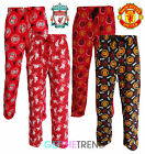 Mens Official Lounge Pants Manchester United Man Utd LFC Liverpool Pyjamas Pants