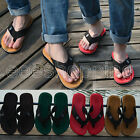 New Sale Hot Casual Beach Home Mens Flip Flops Sandals Slipper UK Size 5/6/7/8/9