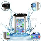 Transparent Durable Waterproof Underwater Pouch Bags Cover Case For Mobilephone