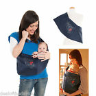 Lifft The Easy Baby Sling Wrap Flexible Close Carrier Papoose Newborn 3 Yrs Lift