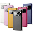 S-View Window Flip Leather Case Cover For Samsung Galaxy S4 IV i9500 Stylish