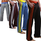 US STOCK Sexy Loungewear Pants Men's Sports Pants Gym Casual Trousers Long YOGA