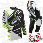 Thor PHASE Monster Energy Kinder Splatter Hose Jersey Motocross Enduro Quad MX