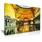 RELIGION Islamic Mosque 9 1-L Canvas Framed Printed Wall Art - More Size