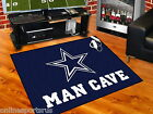 Dallas Cowboys Man Cave Area Rug Choose from 3 Sizes
