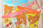 kawaii RILAKKUMA BEAR pvc plastic file case cartoon animals filing envelope bag