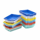 Gratnells Tray Storage 20 x Shallow Trays Mega Deal School Trays Nursery Office