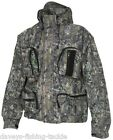 FLADEN CAMO HUNTER STALKER JACKET WATERPROOF HUNTING SHOOTING FOX DEER RABBIT