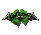 Halloween Bat Boutique Hair Bow