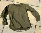 UK BRITISH ARMY SURPLUS ISSUE SYNTHETIC LONG SLEEVE THERMAL BASE LAYER T SHIRT