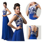 Sleeveless Sexy Evening Party Ballgown Banquet Prom Bridesmaid Long Maxi Dresses