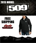 509 TACTICAL BLACK HOODED CASUAL JACKET BREATHABLE WATERPROOF WIND BREAKER 2015