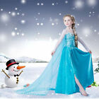New Style Disney Frozen Queen ELSA ANNA Costume Tulle Girl Cosplay Skirt Dresses