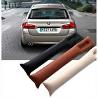 Luxury Leather Car Vehicle Seat Gap Filler Holster Spacer Padding Blocker BL NEW