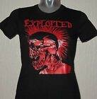 The EXPLOITED T-SHIRT punk gbh casualties blitz varukers rancid ramones misfits