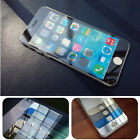 Color Electroplating Mirror Effect Tempered Glass Screen Protector For iPhone 6