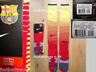 S M L XL BARCELONA NIKE 2013 2014 AWAY SOCKS football soccer calcio New mens