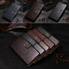 For Samsung Galaxy Note 4 Yak Skin Genuine Real Leather Wallet Flip Cover Case