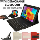 Bluetooth Keyboard Leather Case +Stand for Samsung Galaxy Tab 4 10.1 T530 Series
