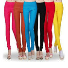 Women Skinny Colorful Stretchy Sexy Slim Basic Pants Soft Leggings Pencil Pents